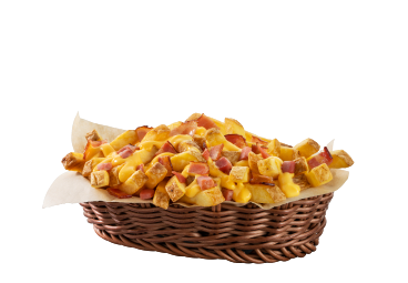 Country Style με Cheddar & Bacon