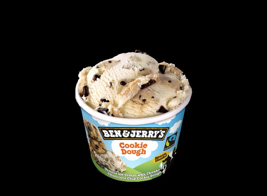 παγωτα ben and jerry's cookie dough παγωτο